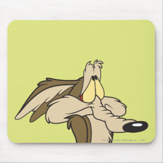 Wile E. Coyote Impending Doom Mouse Mat
