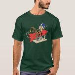 Wile E. Coyote Launching Red Rocket T-Shirt
