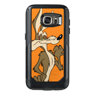 WILE E. COYOTE™ Looking Proud OtterBox Samsung Galaxy S7 Case