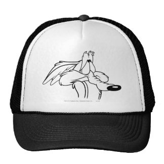 Wile E. Coyote Looking Up Cap