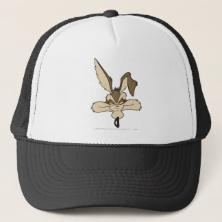 Wile E. Coyote Pleased Head Shot Trucker Hat