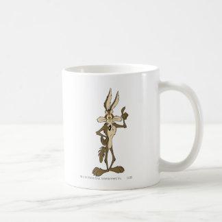 Wile E. Coyote Standing Tall Basic White Mug