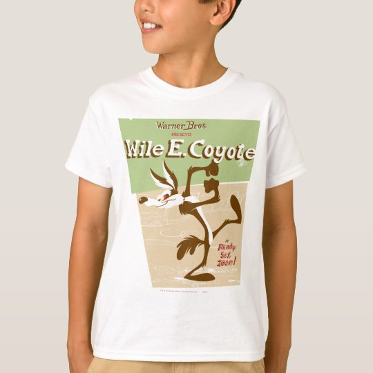Wile Ready, Set, Zoom! T-Shirt