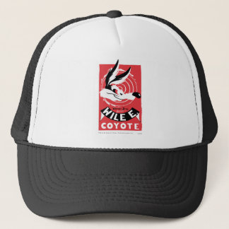 Wile Warner Bros. Presents poster Trucker Hat