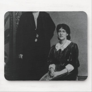 Wilhelm Liebknecht and Eleanor Aveling Mouse Pad