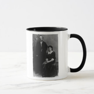 Wilhelm Liebknecht and Eleanor Aveling Mug