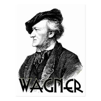 Wilhelm Richard Wagner Postcard