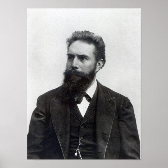 Wilhelm Rontgen Poster
