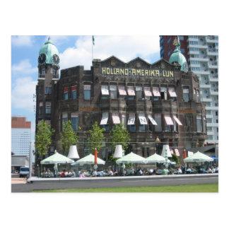 Wilhelminakade Postcard