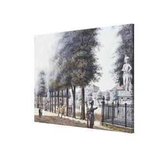Wilhemsplatz, Berlin Canvas Print