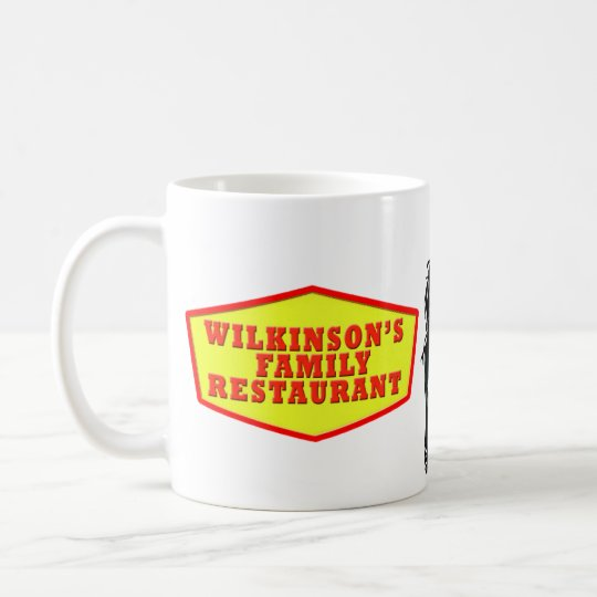 Wilkinson's Family Restaurant Mug
