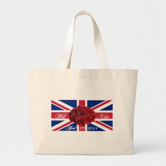 Will and Kate 2011 Limited Edition Commemorative Jumbo Tote Bag