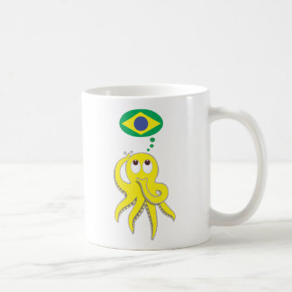 Will Brazil win the next World Cup? Coffee Mugs