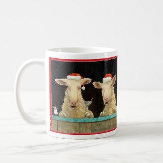 """Will Bullas mug """"fleece navidad..."""""""