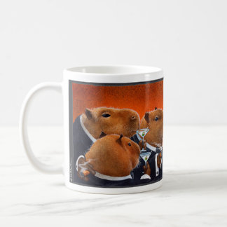 "Will Bullas mug ""the Capybara Club..."""