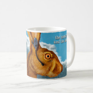 Will Bullas mug / the tortoise and the hare...