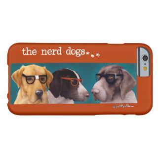 "Will Bullas phone case ""the nerd dogs..."""
