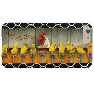 """Will Bullas phone case """"tipsy chicks..."""""""
