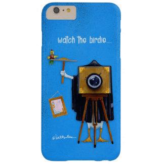 "Will Bullas phone cover ""watch the birdie..."""