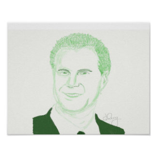Will Ferrell Poster