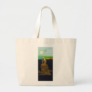 Will I Ever Meet Her? 2009 Large Tote Bag
