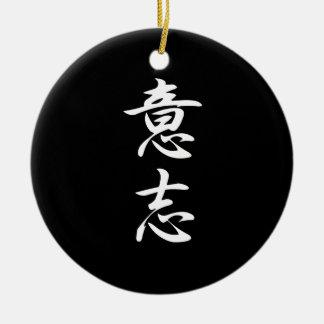 Will - Ishi Christmas Tree Ornament