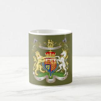 Will+Kate Memorabilia Mugs, customizable color! Basic White Mug