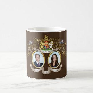 Will+Kate wedding, DIY background color!! Basic White Mug