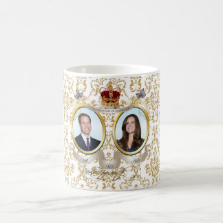 Will+Kate wedding, diy background color!! Coffee Mug
