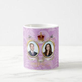 Will+Kate wedding, DIY Color!! Basic White Mug