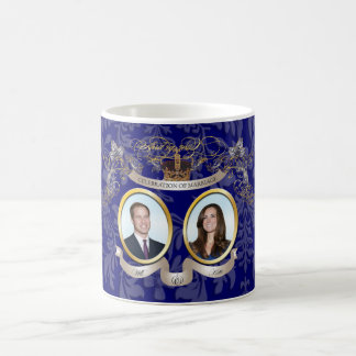 Will+Kate wedding Memorbilia mugs