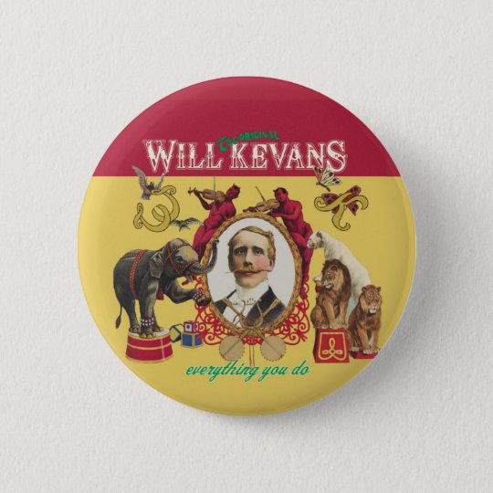 Will Kevans badge 1