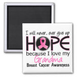 Will Never Give Up Hope Grandma Breast Cancer