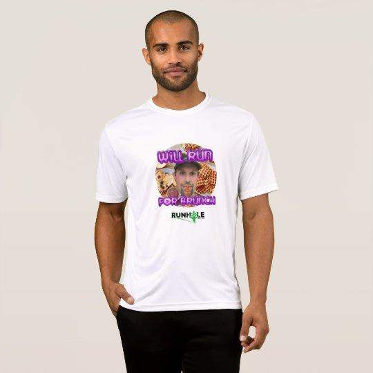 Will Run for Brunch T-Shirt
