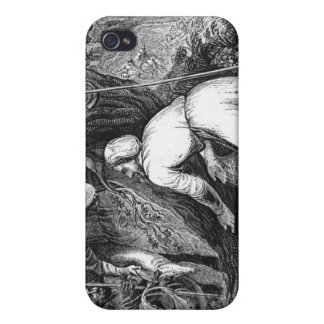 Will Scarlet Kills a Buck iPhone 4 Cases