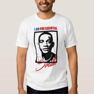 Will Smith Presidential 2020 Men's Tee
