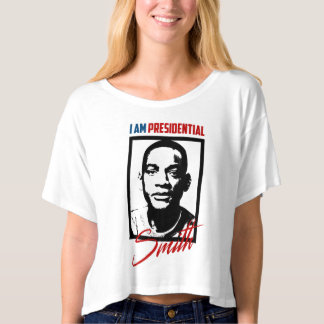 Will Smith Presidential 2020 Women's Tee