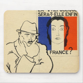 Will the 4th Republic still be France? Mouse Pad