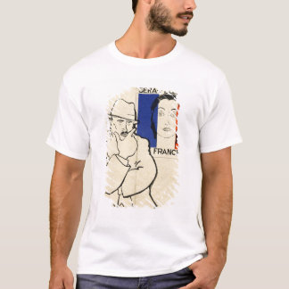Will the 4th Republic still be France? T-Shirt