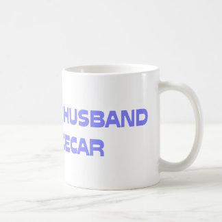 Will Trade Husband For Racecar Coffee Mug