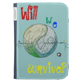 Will we survive? kindle keyboard covers