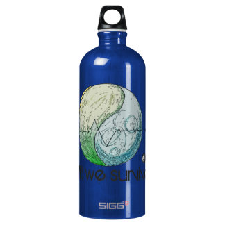 Will we survive? SIGG traveler 1.0L water bottle