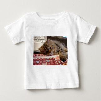 Will work for a catnip tee shirt