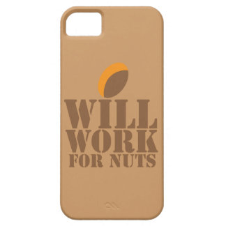 Will work for NUTS Case For The iPhone 5