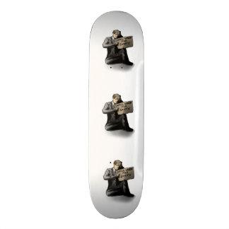 Will work for sanity vintage skateboard