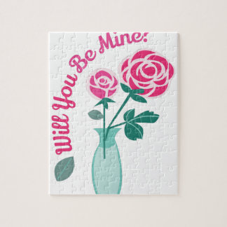 Will You Be Mine? Jigsaw Puzzle
