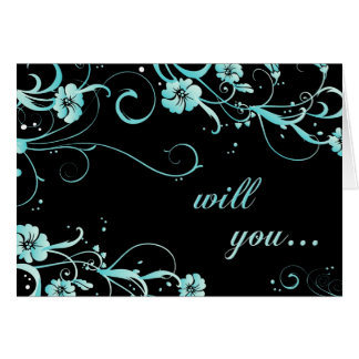 will you be my maid of honor? greeting card