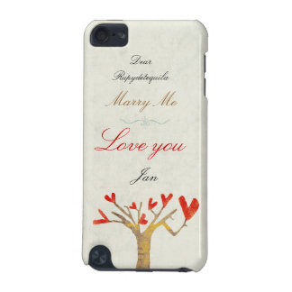 Will you Marry me Case for iPod Touch