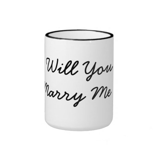 will you marry me cup mug proposal