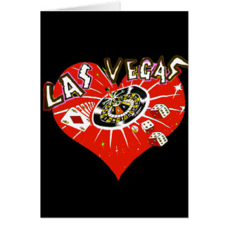 Will You Marry Me in Las Vegas Card